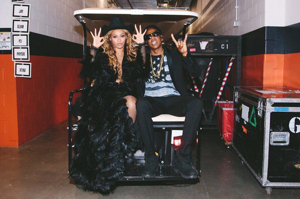 Beyoncé renueva votos con Jay Z