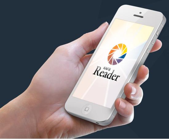 KNFB Reader, un 'app' de fotografía creado para personas invidentes