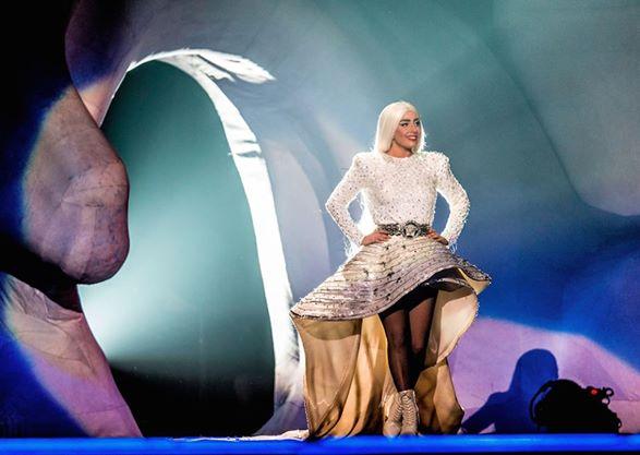 Lady Gaga se recata para actuar en el Oriente Medio