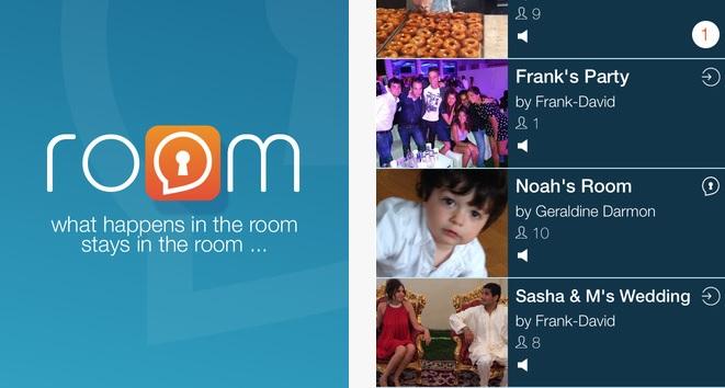 """Facebook lanzó su nueva aplicación independiente """"Rooms"""""""