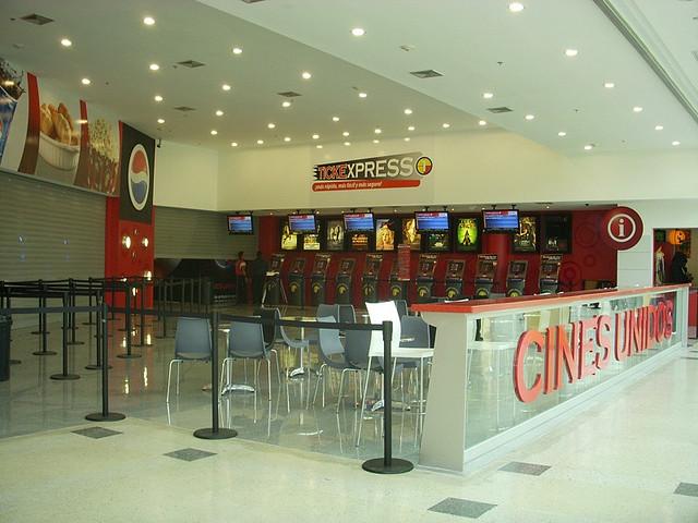 Cines Unidos presenta su preventa 2015