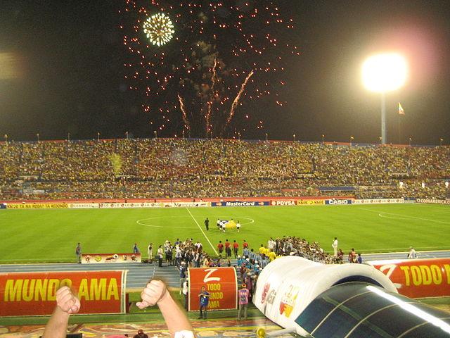 Venezuela quedó en el cuarto bombo de la Copa América