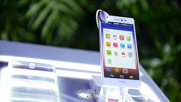 Huawei presenta nuevo teléfono en Venezuela