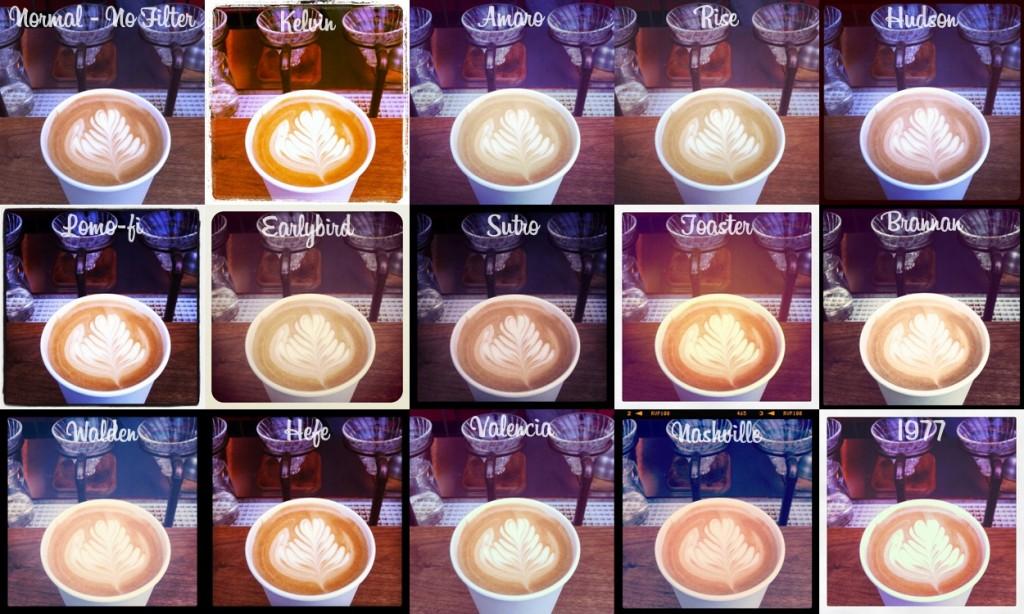 Instagram añade nuevos filtros a su app