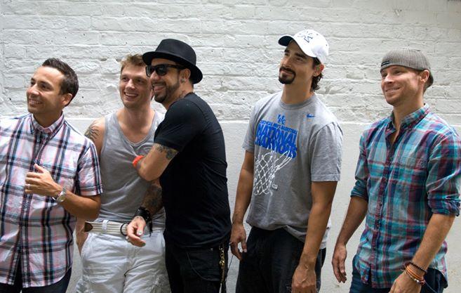 Backstreet Boys celebra veinte años con documental