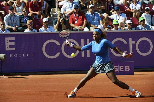 Serena Williams se impuso ante Vera Zvonareva