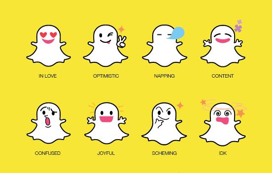 Snapchat y Shazam, rentables aplicaciones