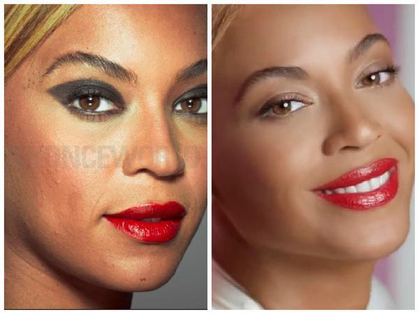 Beyoncé muestra su verdadero rostro
