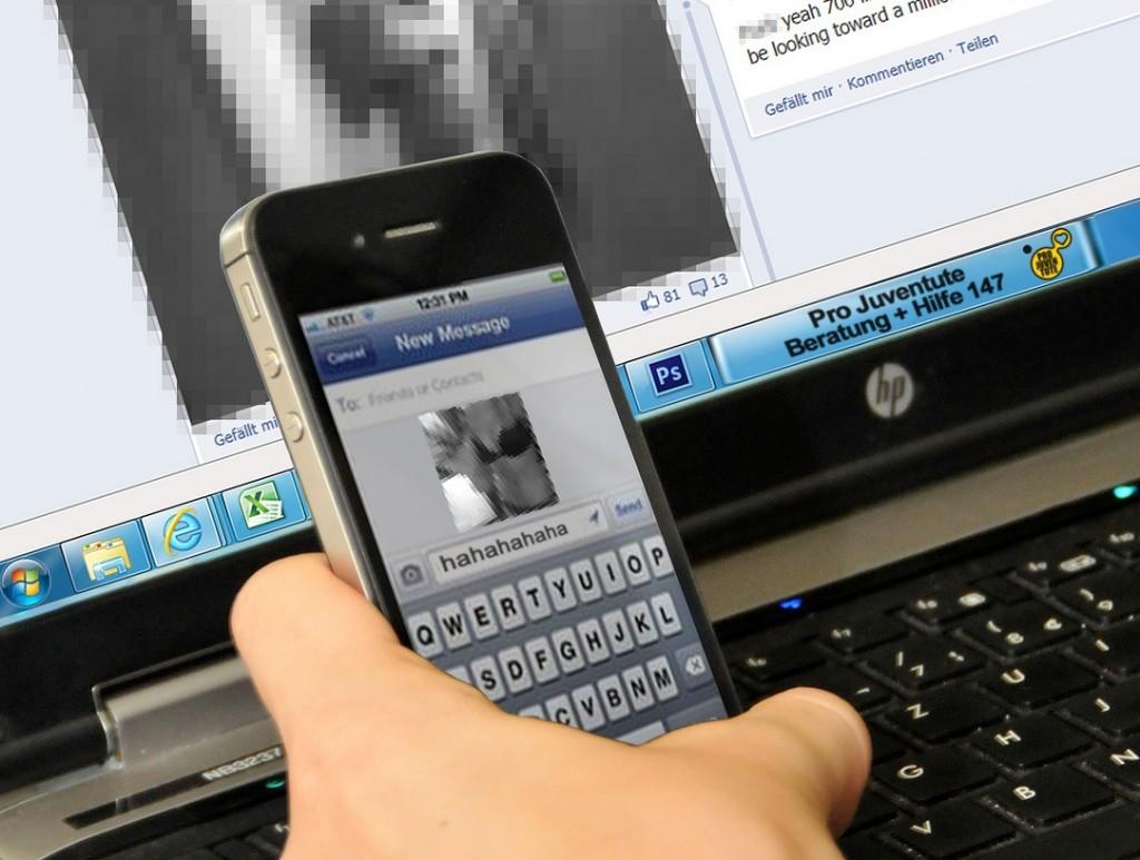 Redes sociales en contra de la pornografía