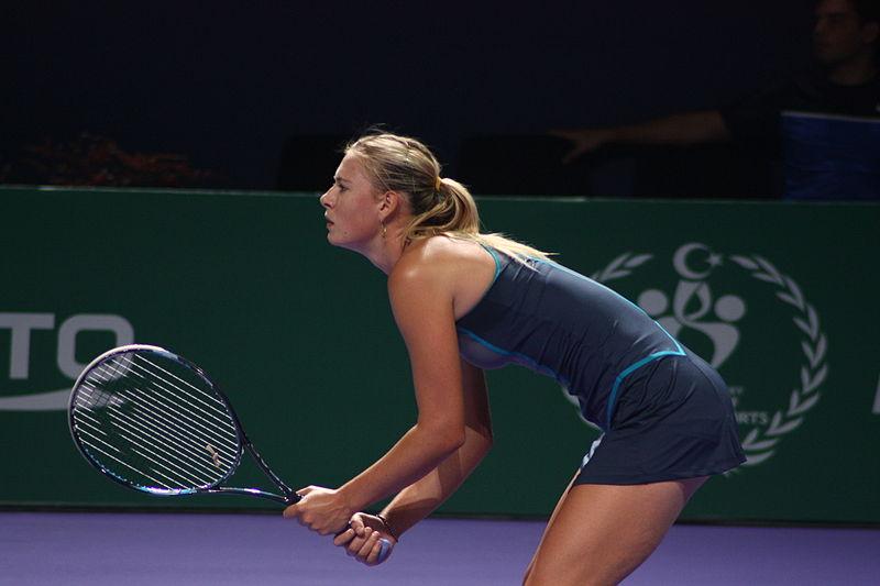 Maria Sharapova se impuso en el Masters 1000 de Roma