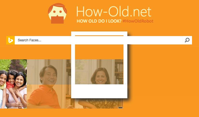 Microsoft adivina tu edad
