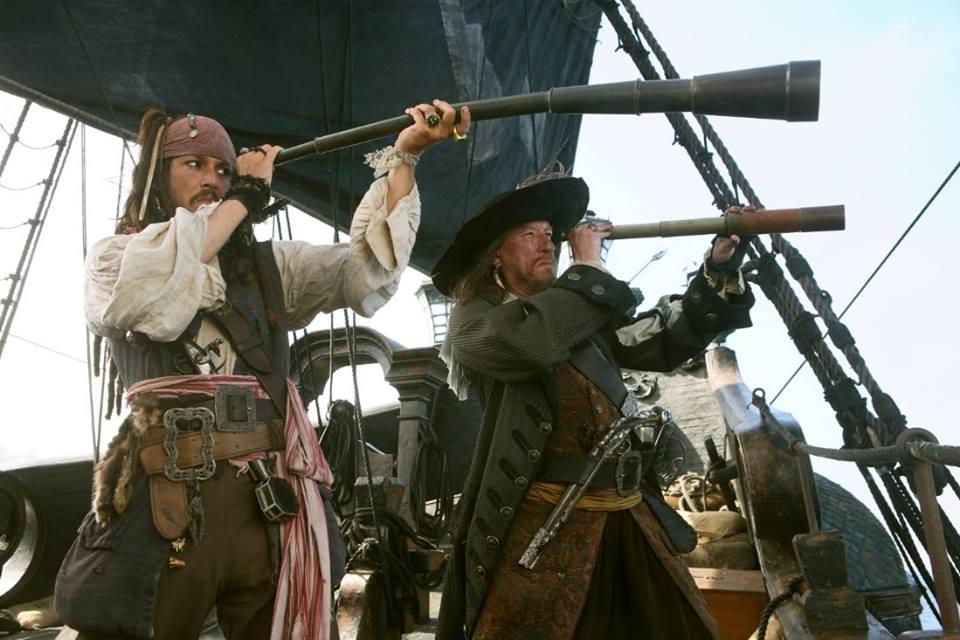 Johnny Depp pone en peligro la filmación de Piratas del Caribe