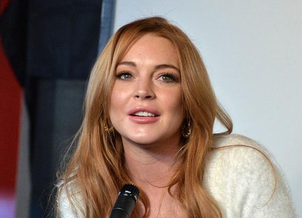 Lindsay Lohan irá a guardería