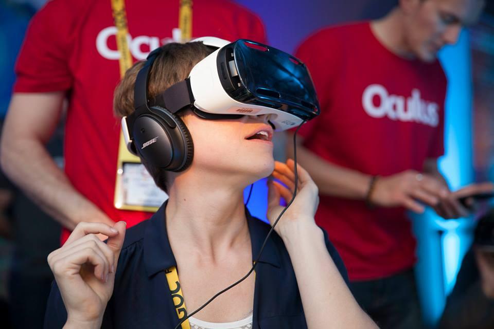 Oculus Rift llegará el próximo año