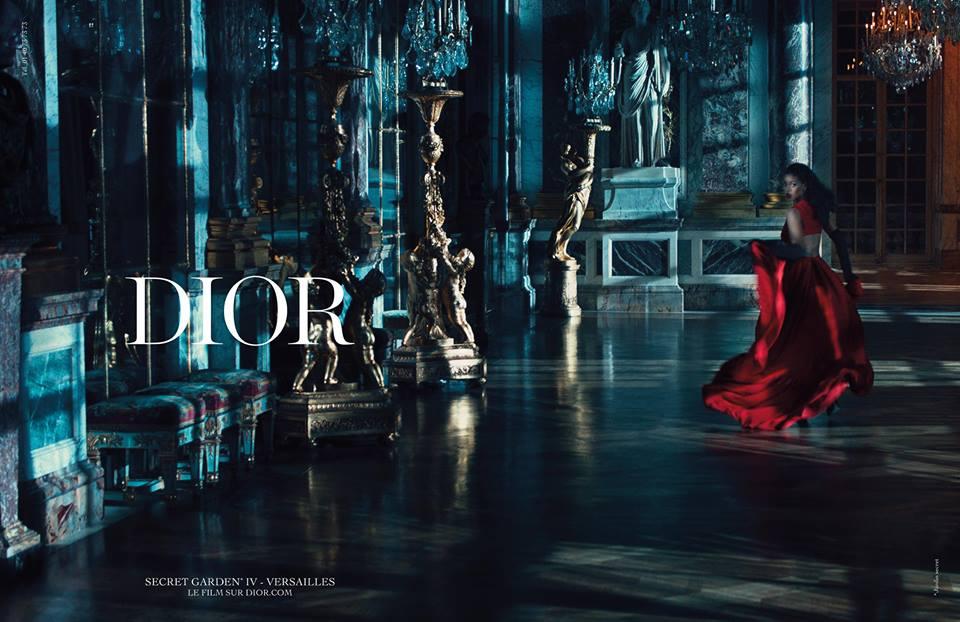 Rihanna musa de Dior