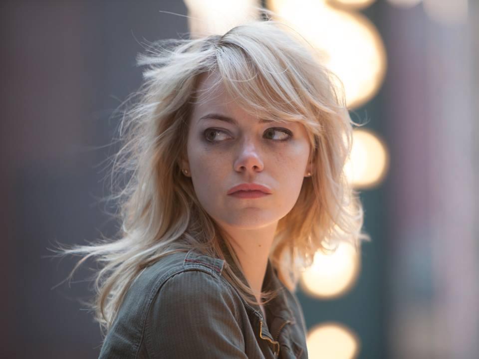 Emma Stone acusada de usar a Garfield