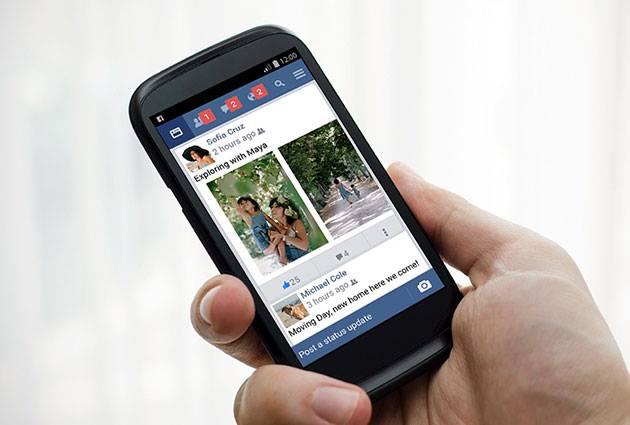 Facebook Lite está disponible en Android