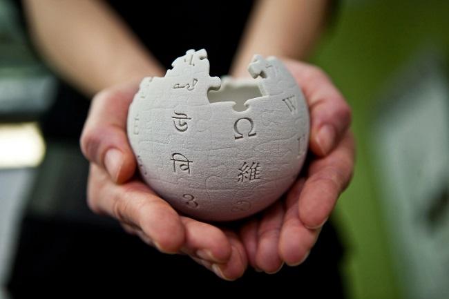 Wikipedia, datos que cambian día a día