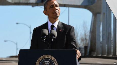 Obama bailó en Kenia