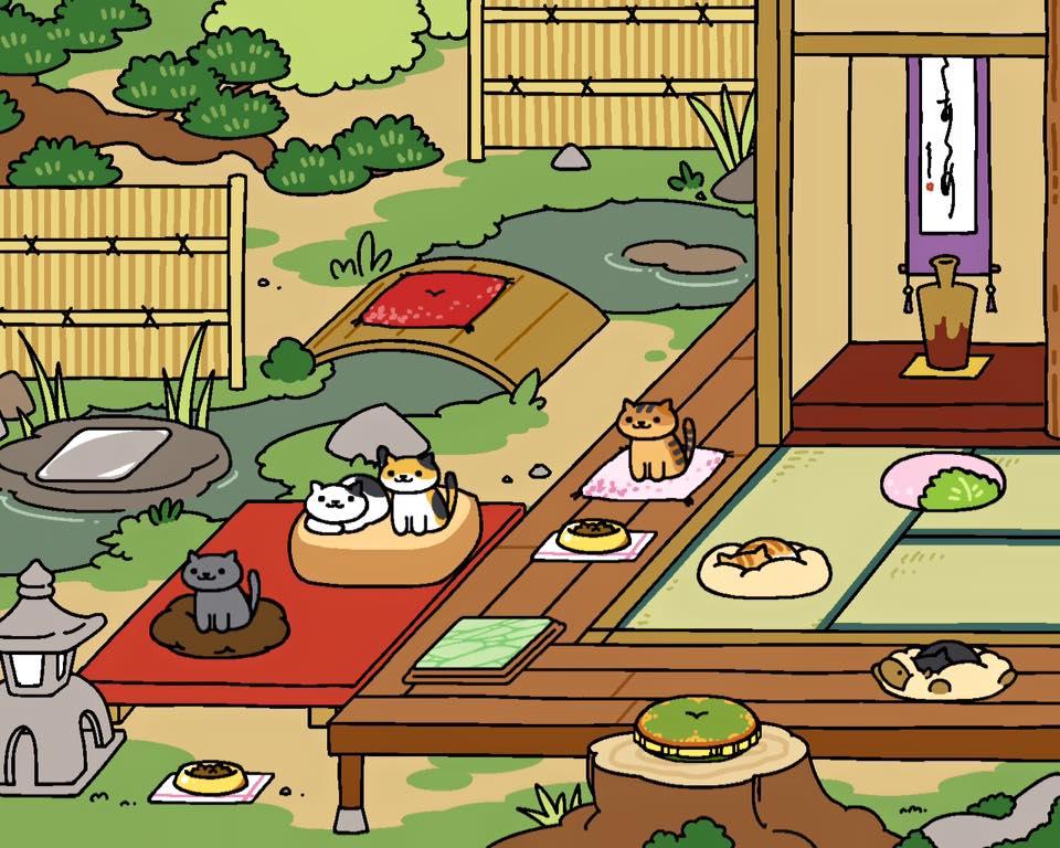 Neko Atsume, el sencillo juego que causa furor