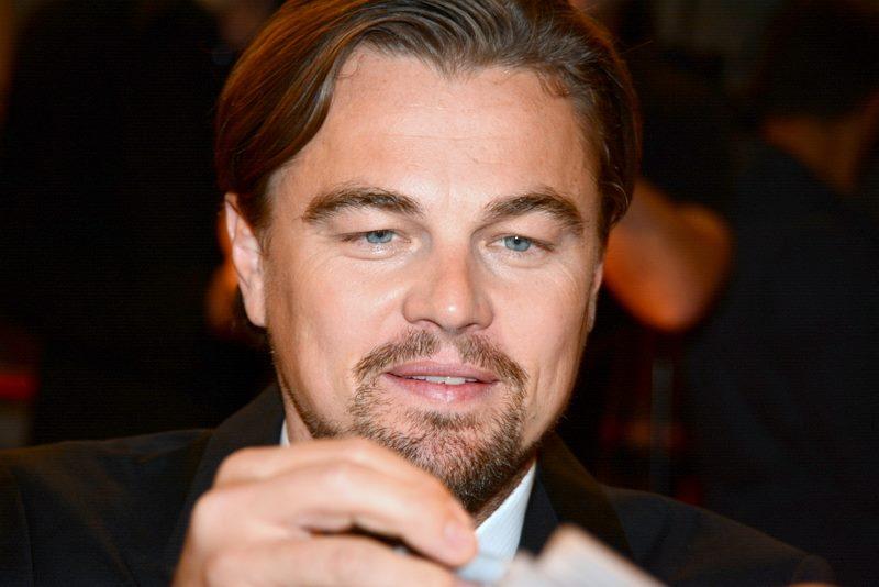 Leonardo DiCaprio entrega donativo a organizaciones medioambientales