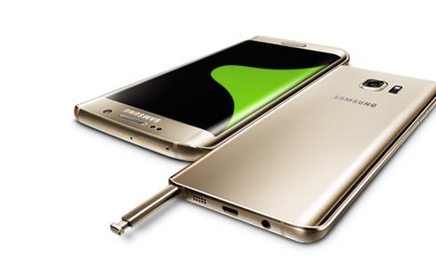 Samsung prepara lanzamiento del Note 5