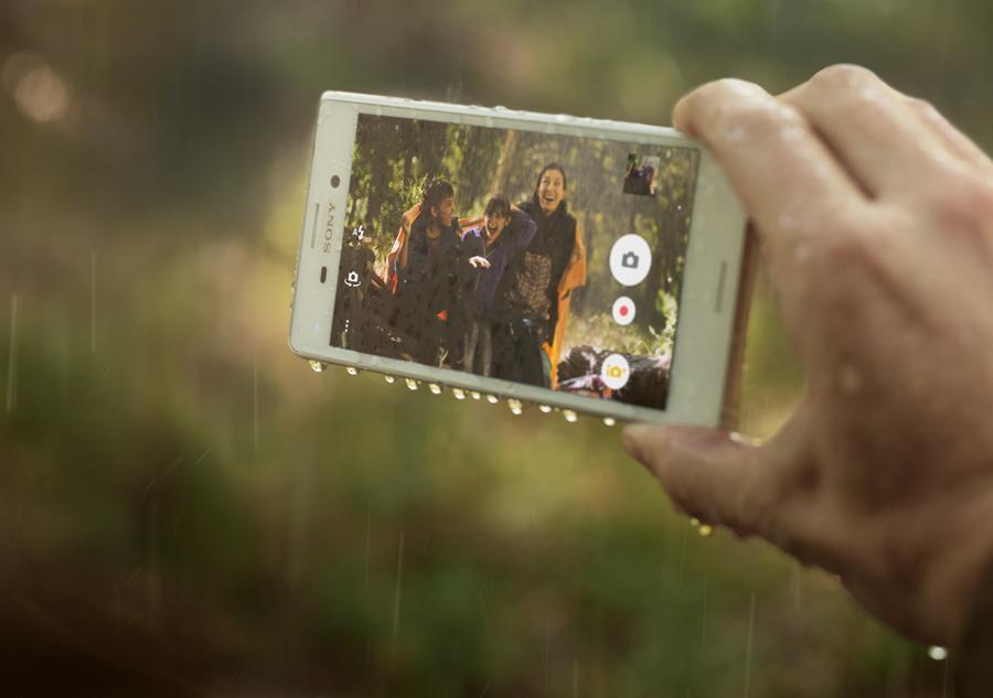 Sony Xperia C5 Ultra pensando en las selfies