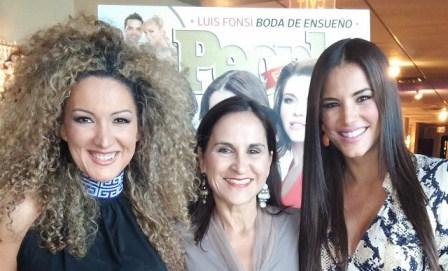 Gaby Espino recordó a Venezuela en los Premios Tu Mundo