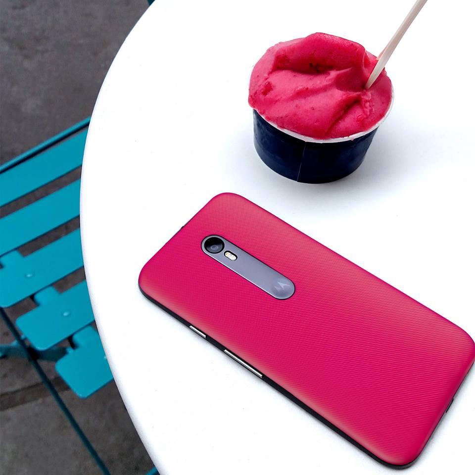 Moto X Play llega al mercado