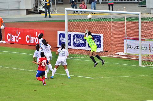 Toña Is quedó al frente de la selección Sub-17
