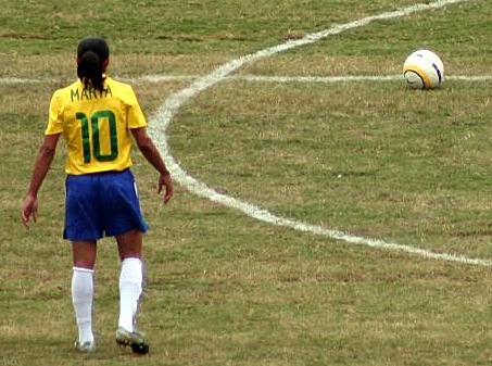 Marta Vieira alaba las destrezas de Cristiano Ronaldo