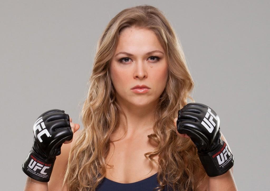 Ronda Rousey entabla relación con un peleador