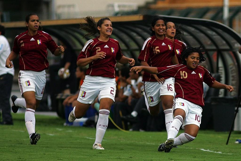Venezuela albergará el Sudamericano Sub 17 femenino