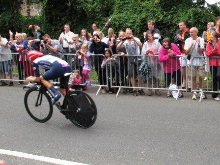 Elizabeth Armitstead ganó los Mundiales de Richmond