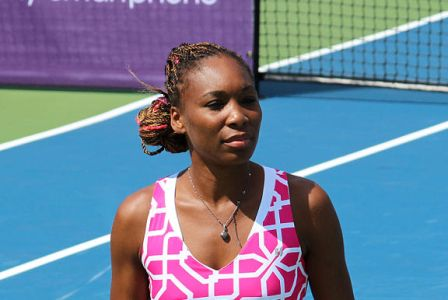 Venus Williams registra 700 triunfos en la WTA