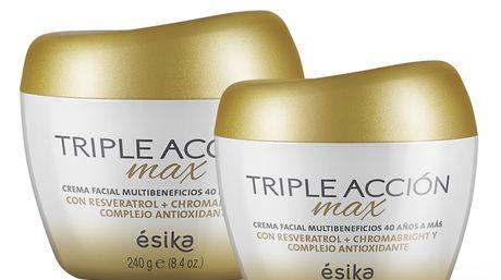 Ésika destaca el potencial de sus cremas antiedad
