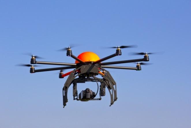 Amazon sueña con los drones