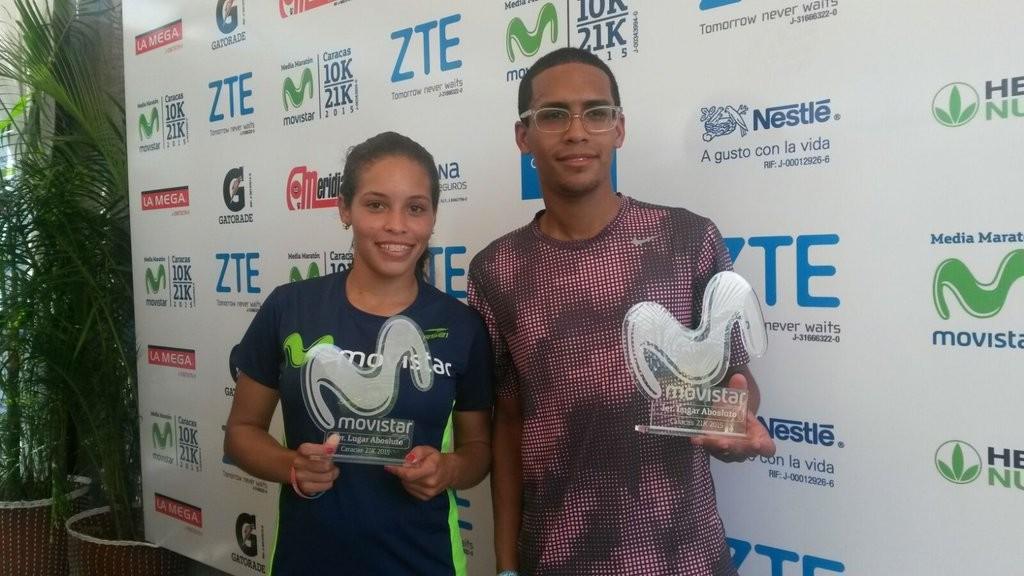 Maratón de Movistar tiene a su ganadora femenina