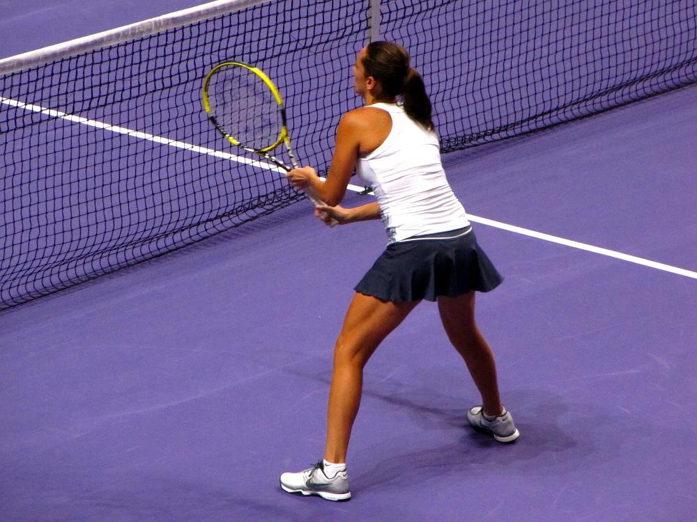 Entre las competencias de mayor audiencia este año figura el Open de Beijing.