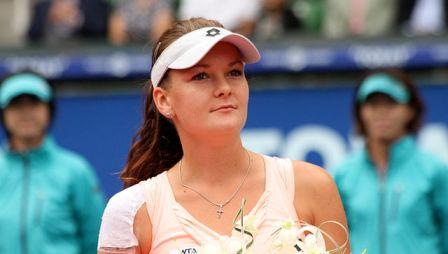 Agnieszka Radwanska escaló en el ranking de la WTA