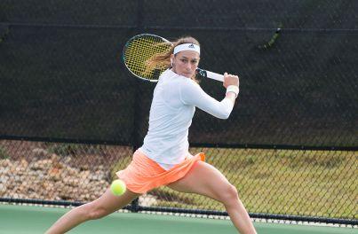 Mariana Duque ascendió en el ranking de la WTA