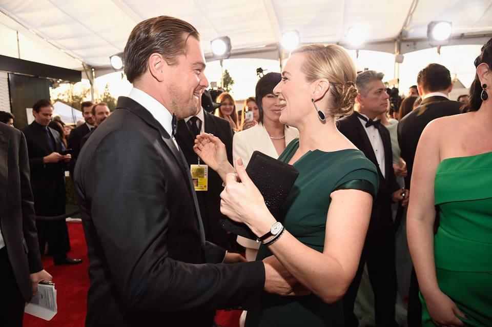 Kate Winslet y Leonardo Dicaprio, un amor difícil de hundir
