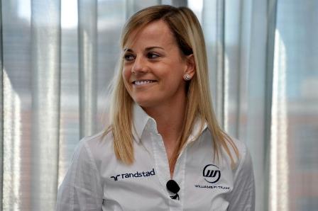 Susie Wolff crea proyecto para la F1