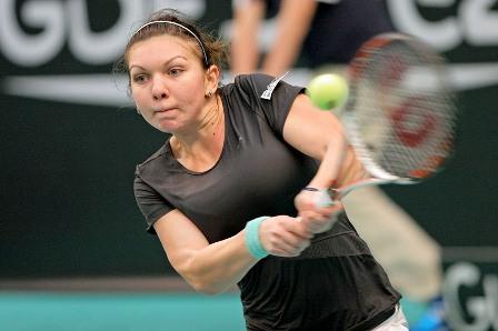 Simona Halep descendió al tercer puesto