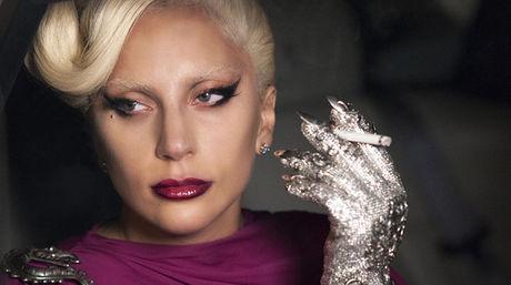 Lady Gaga vuelve a la pantalla chica