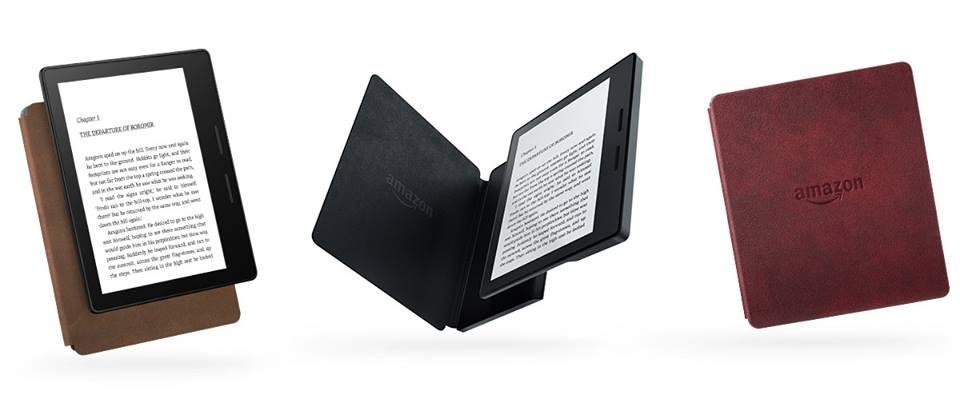 Amazon presenta el nuevo Kindle