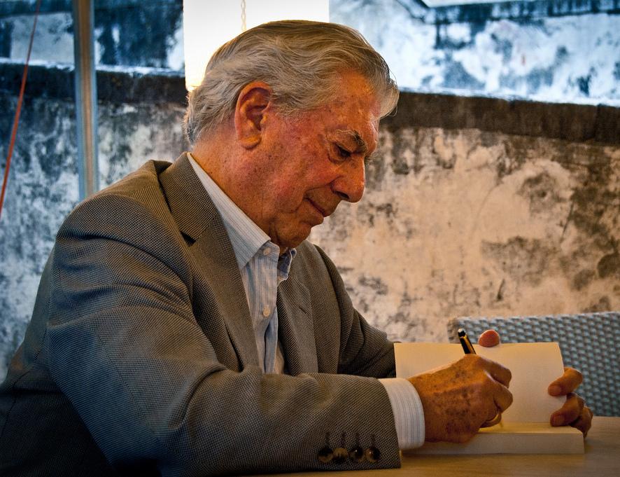Mario Vargas Llosa celebró sus 80 años por todo lo alto