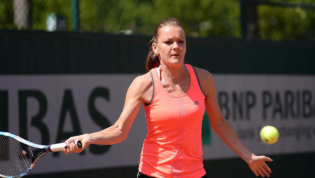 Agnieszka Radwanska abandonó el WTA de Katowice