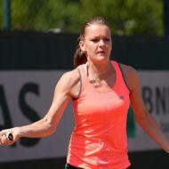 Radwanska fue semifinalista del WTA de Katowice en el 2015.