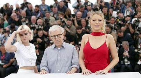 Woody Allen dijo presente en el Festival de Cannes